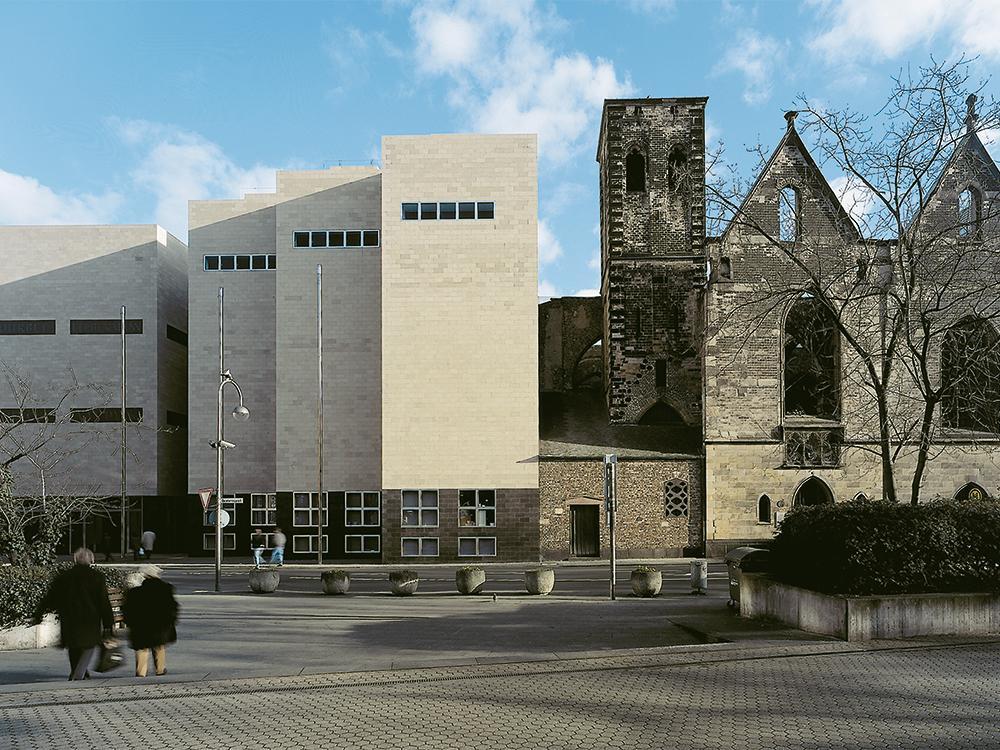 Wallraff Museum Köln