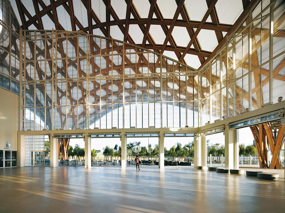 Centre Pompidou Metz Detail Inspiration