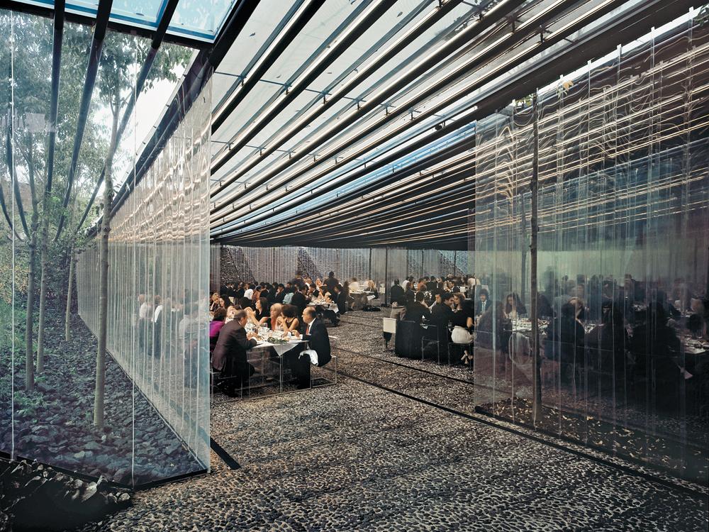 Restaurant Extension In Olot Detail Inspiration
