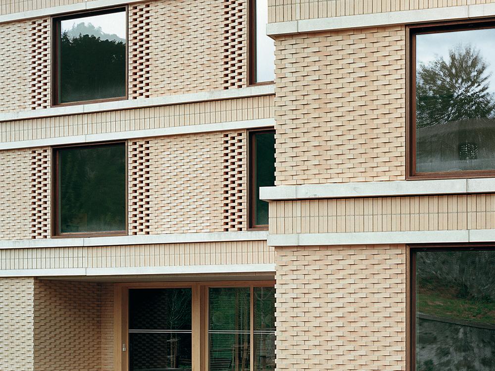 Zentrum für Alterspsychiatrie in Pfäfers - DETAIL inspiration