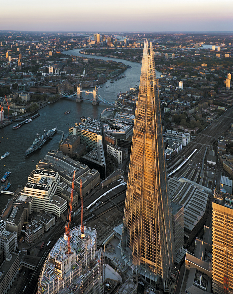 187 The Shard 171 In London Detail Inspiration