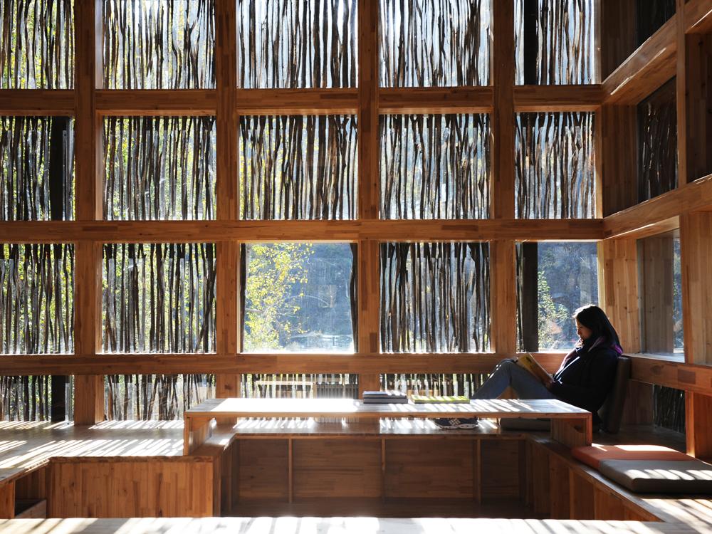 Bibliothek in liyuan