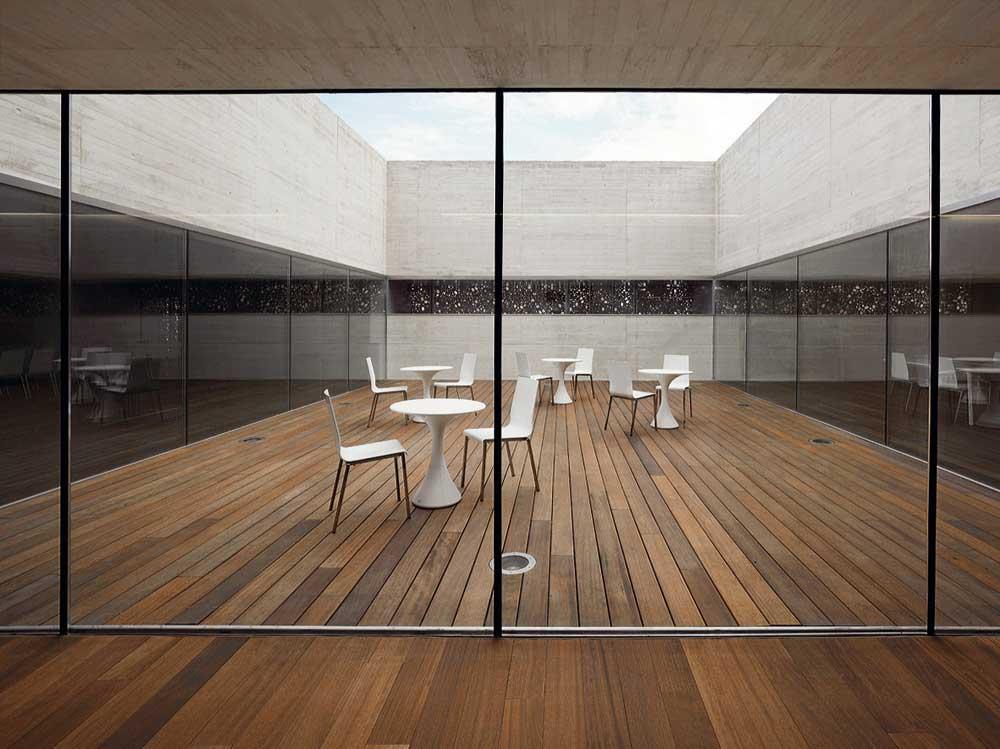 Rock Solid Concrete >> San Telmo-Museum in San Sebastián - DETAIL inspiration