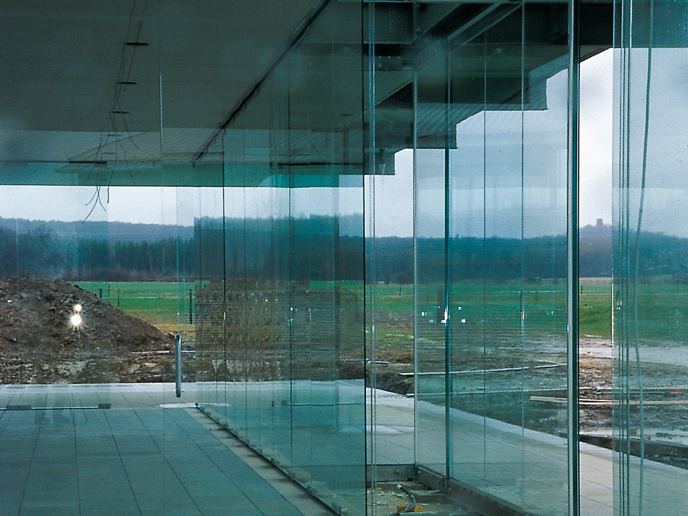 Report Glass Load Bearing Structure Detail Inspiration