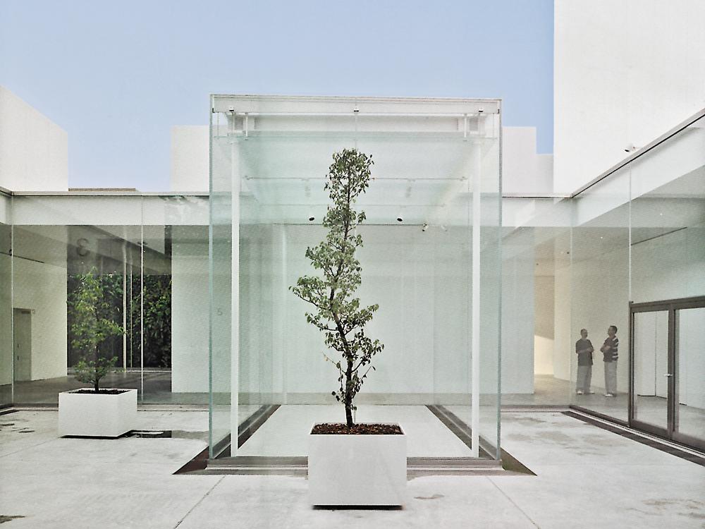 Museum In Kanazawa Detail Inspiration