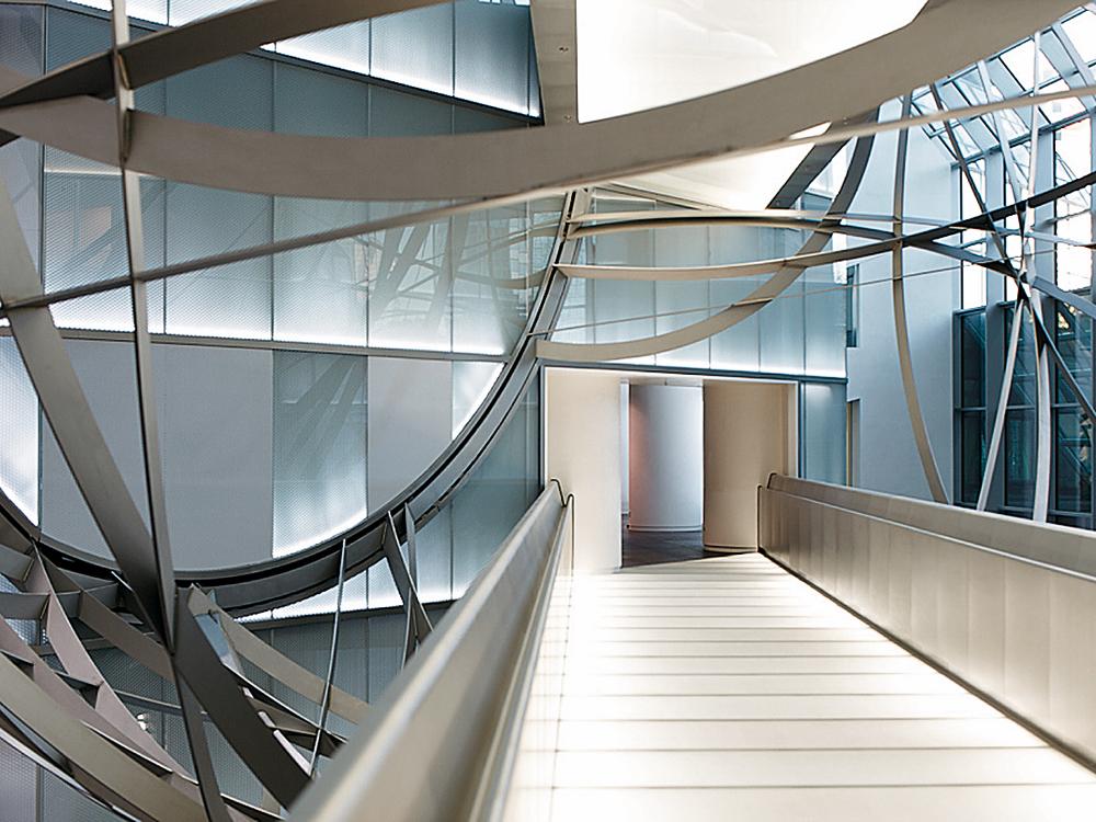 Rehabilitation Of Deutsche Bank Towers In Frankfurt Detail Inspiration