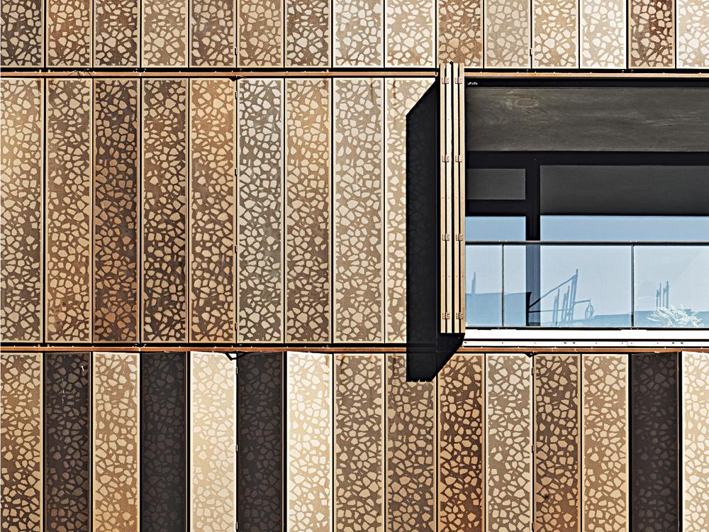 wohnbebauung  berlin detail inspiration