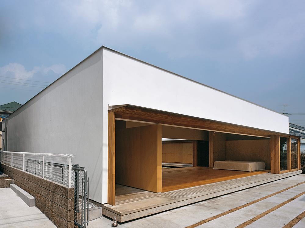 Atriumhaus in ageo saitama detail inspiration for Atriumhaus bauen