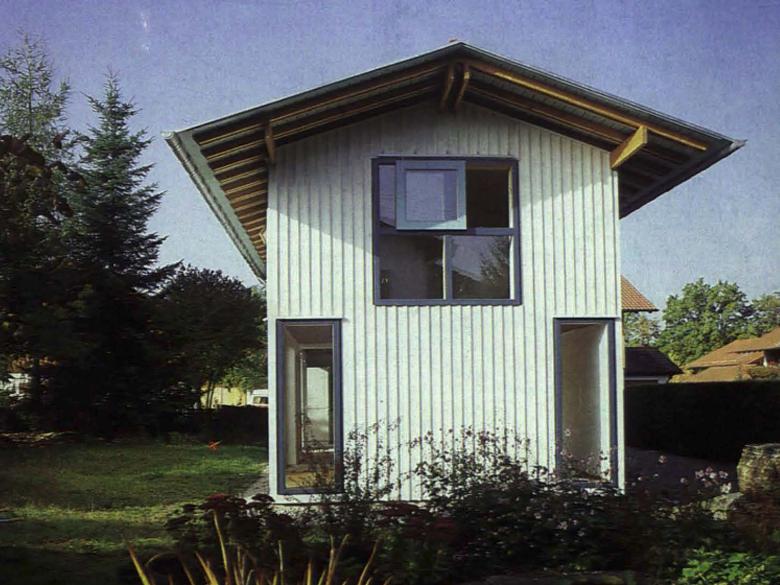 Timber Frame House, Penzberg - DETAIL inspiration