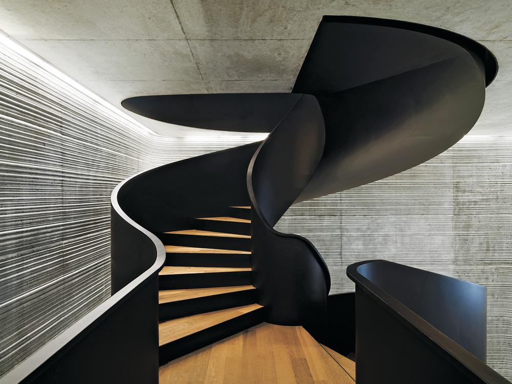 technik planung und konstruktion von treppen detail inspiration. Black Bedroom Furniture Sets. Home Design Ideas