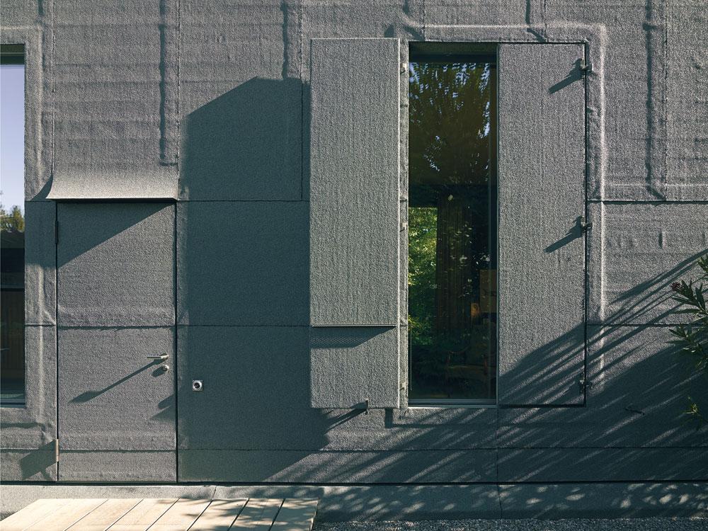 Gartenpavillon in Basel - DETAIL inspiration