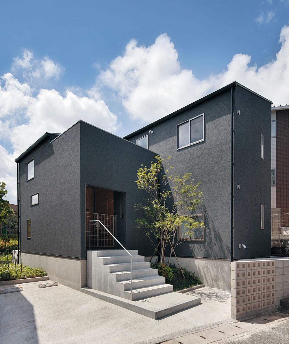Wohnhaus in fukuoka detail inspiration for Das japanische wohnhaus