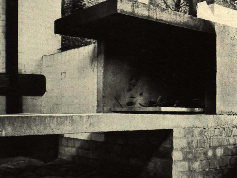 au en feuerstellen in beton detail inspiration. Black Bedroom Furniture Sets. Home Design Ideas