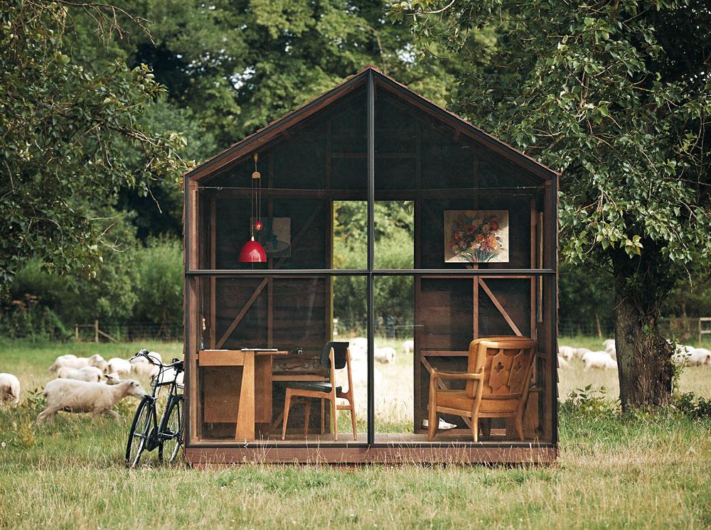 Mobiles gartenhaus detail inspiration - Gartenhaus mobel ...