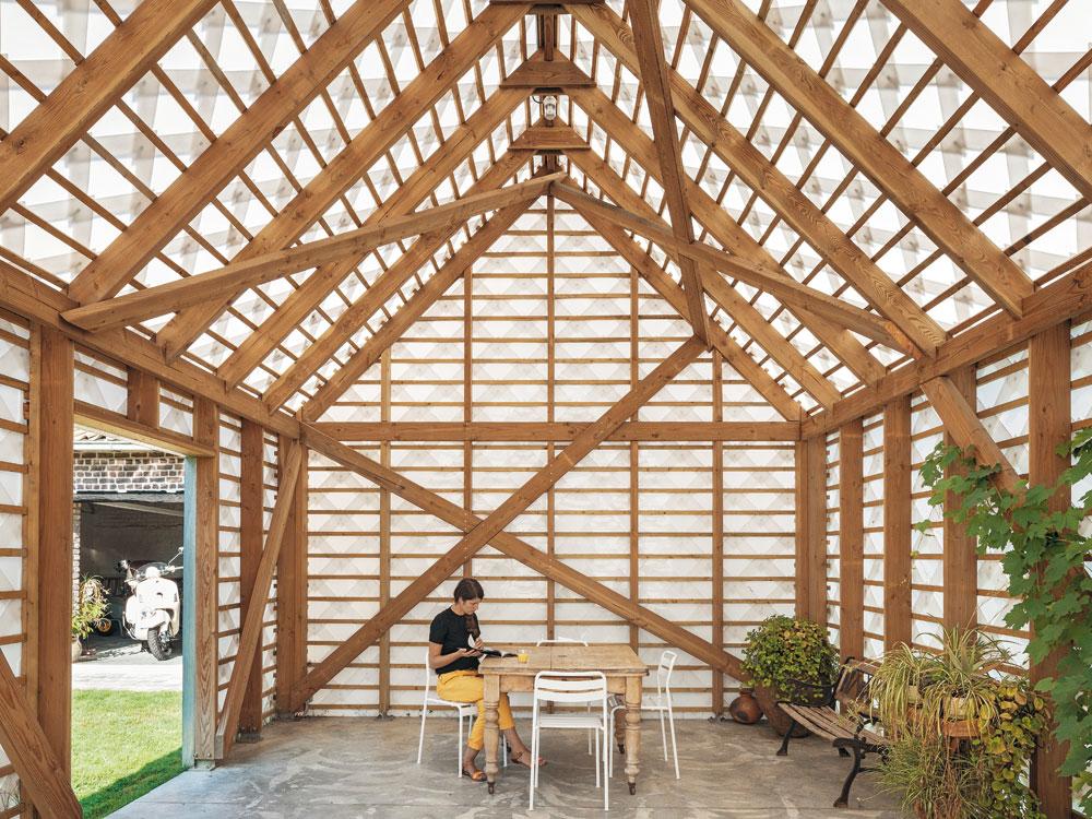 Garden Pavilion In Smetlede