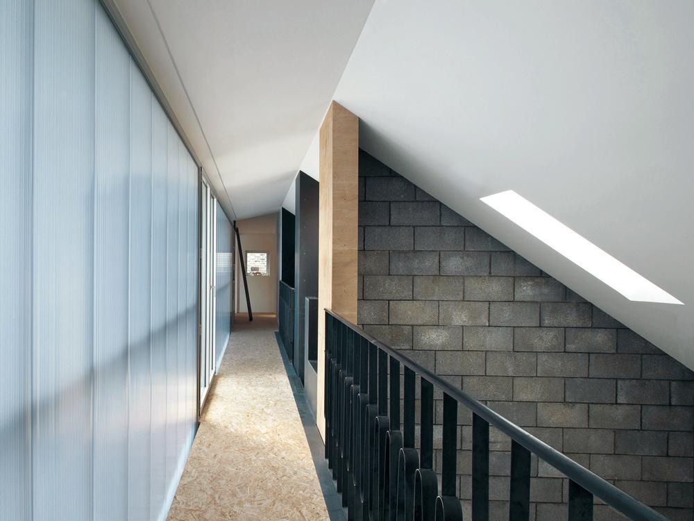 Wohn- und Werkstattgebäude in London - DETAIL inspiration