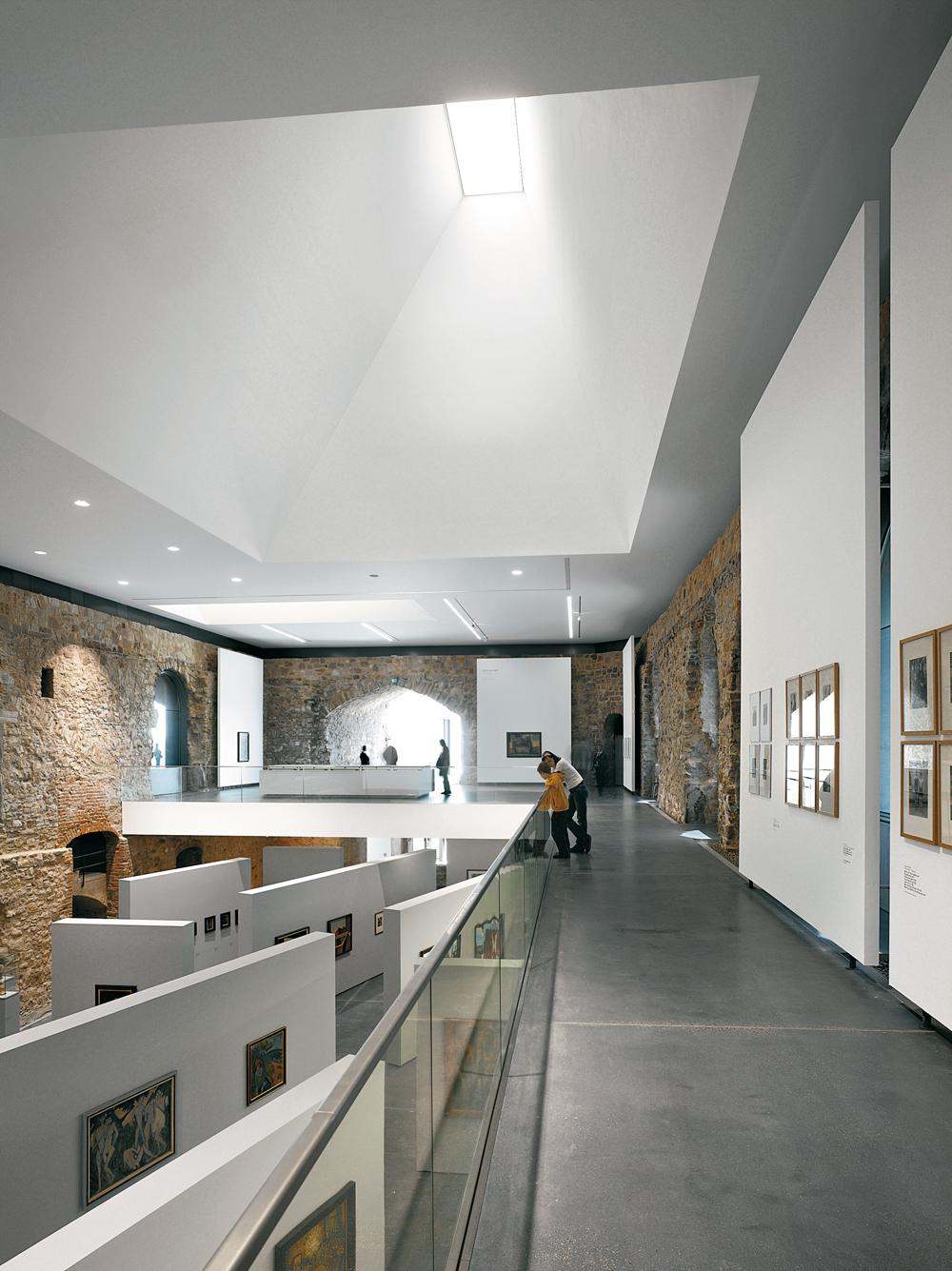 Refurbishment And Extension Of The Art Museum Moritzburg