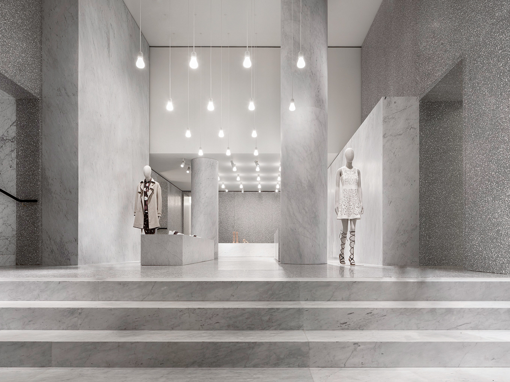 a639989b3a8 Flagship Stores in Rome and New York - DETAIL inspiration