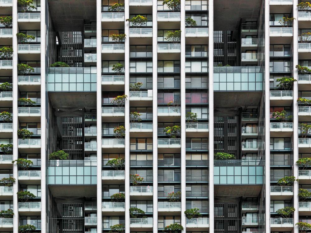 High-Rise Housing Block in Bangkok - DETAIL inspiration