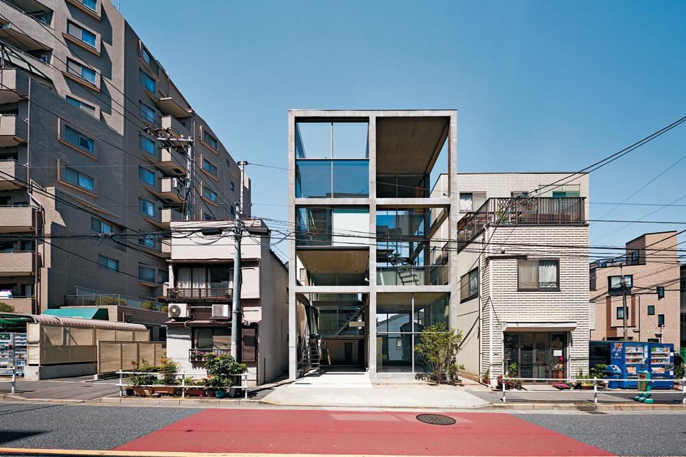 Wohnhaus in tokio detail inspiration for Das japanische wohnhaus