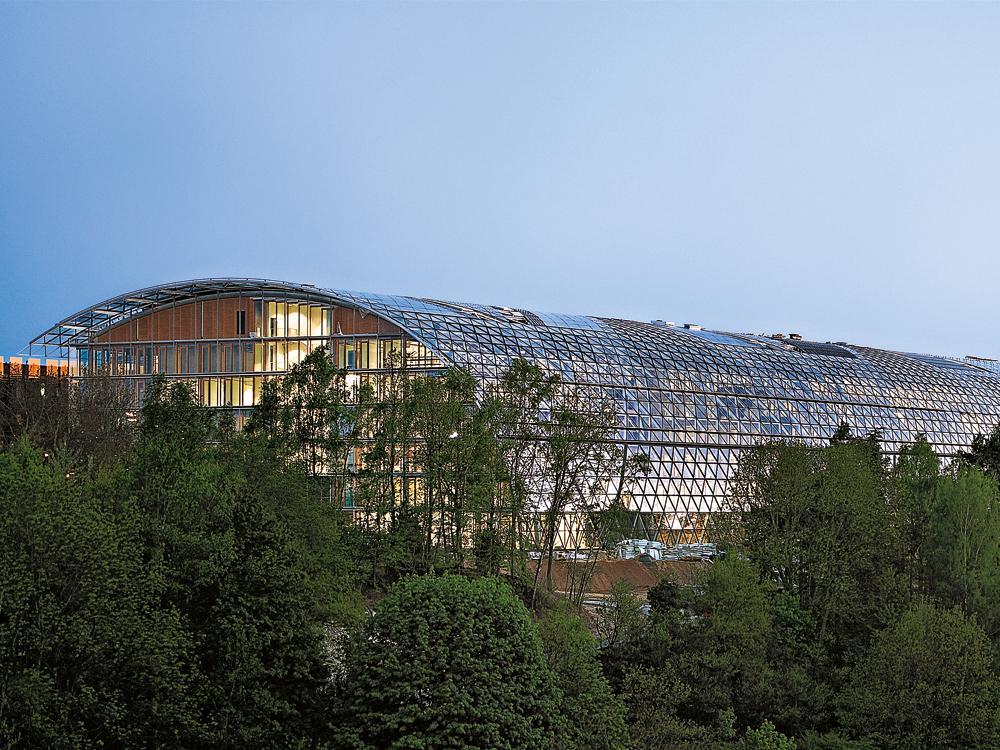 Europ ische investitionsbank luxemburg detail inspiration - Architekten luxemburg ...
