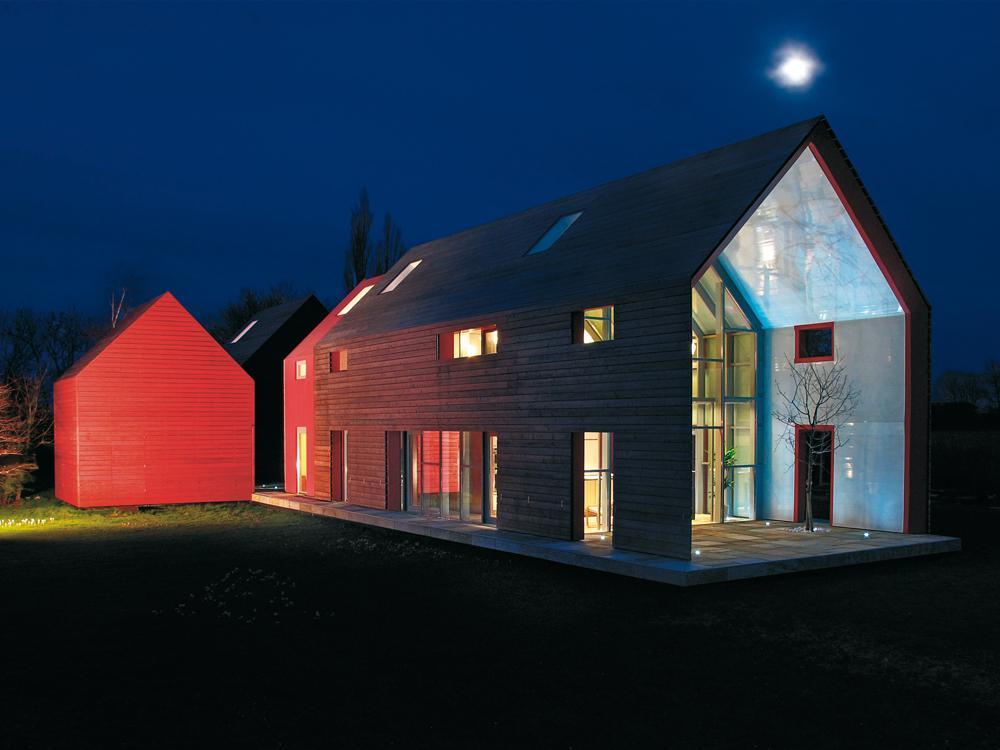 Sliding House In Suffolk Detail Inspiration