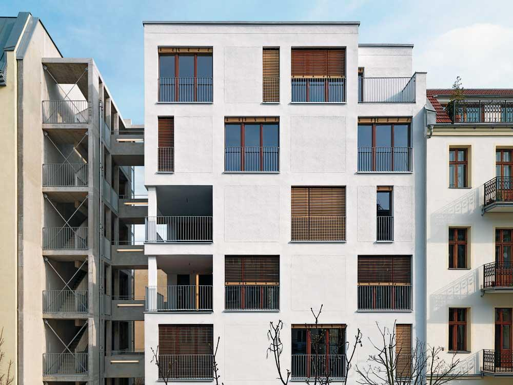 Architekt In Berlin flats in berlin detail inspiration