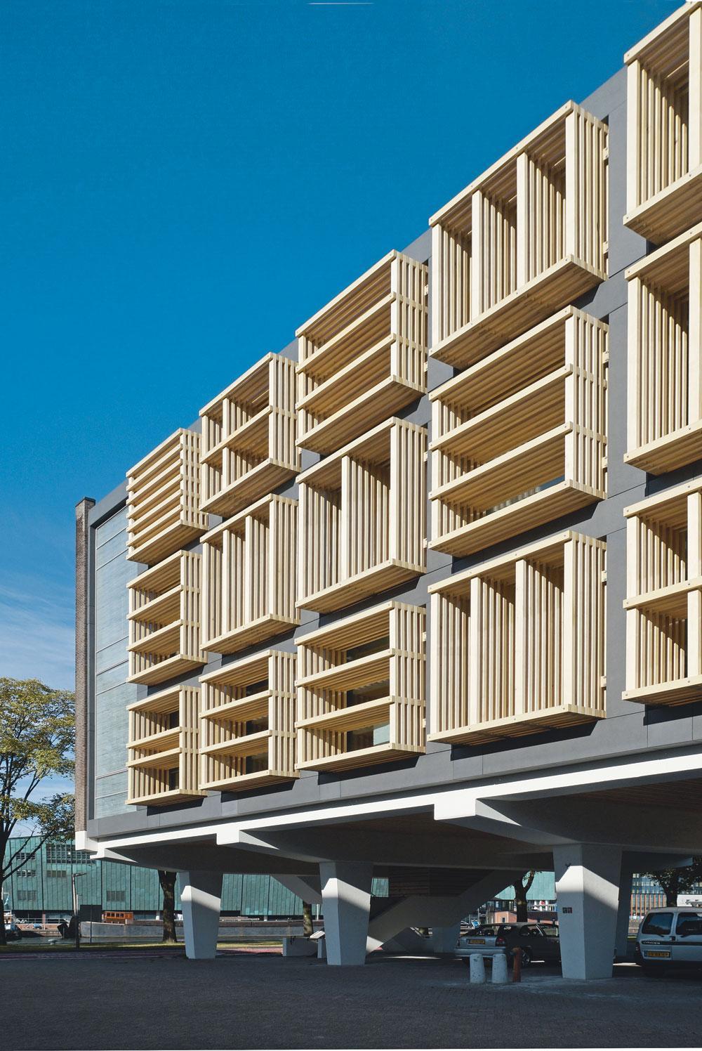 Sanierung eines Akademiegebäudes in Amsterdam - DETAIL inspiration