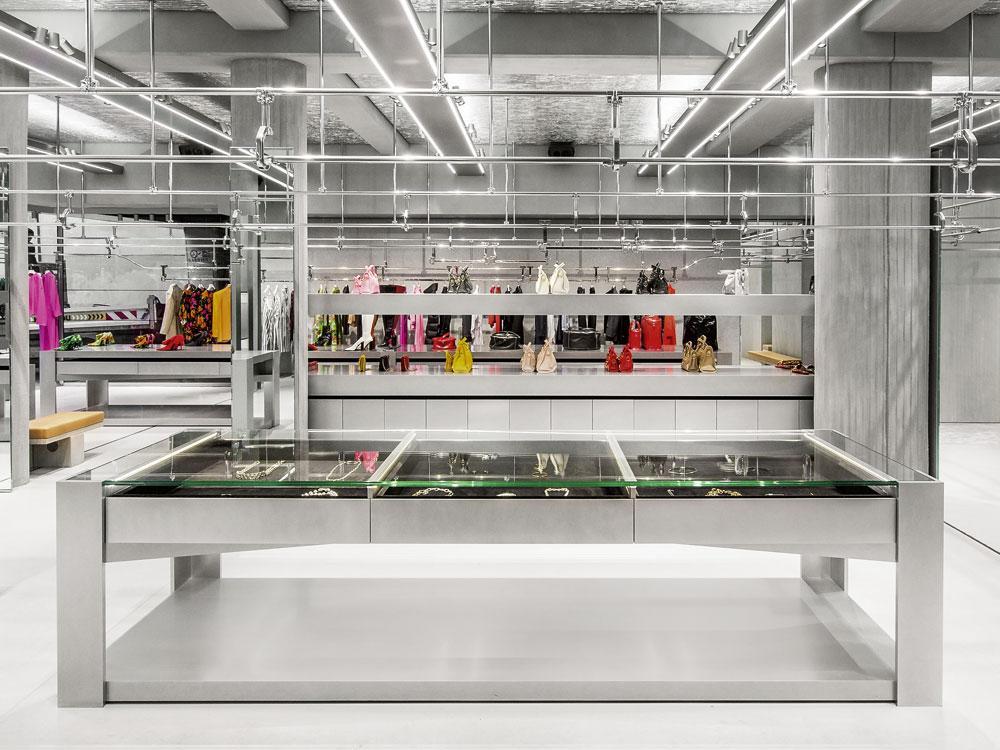 b277553fa3c Balenciaga Flagship Store in Paris - DETAIL inspiration