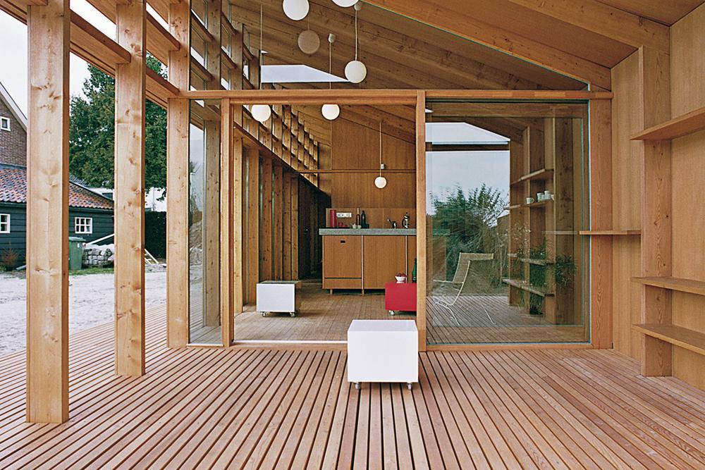 Gartenpavillon design  Garden Pavilion in Soest - DETAIL inspiration