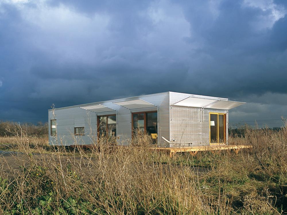 mobiles wohnhaus in england detail inspiration
