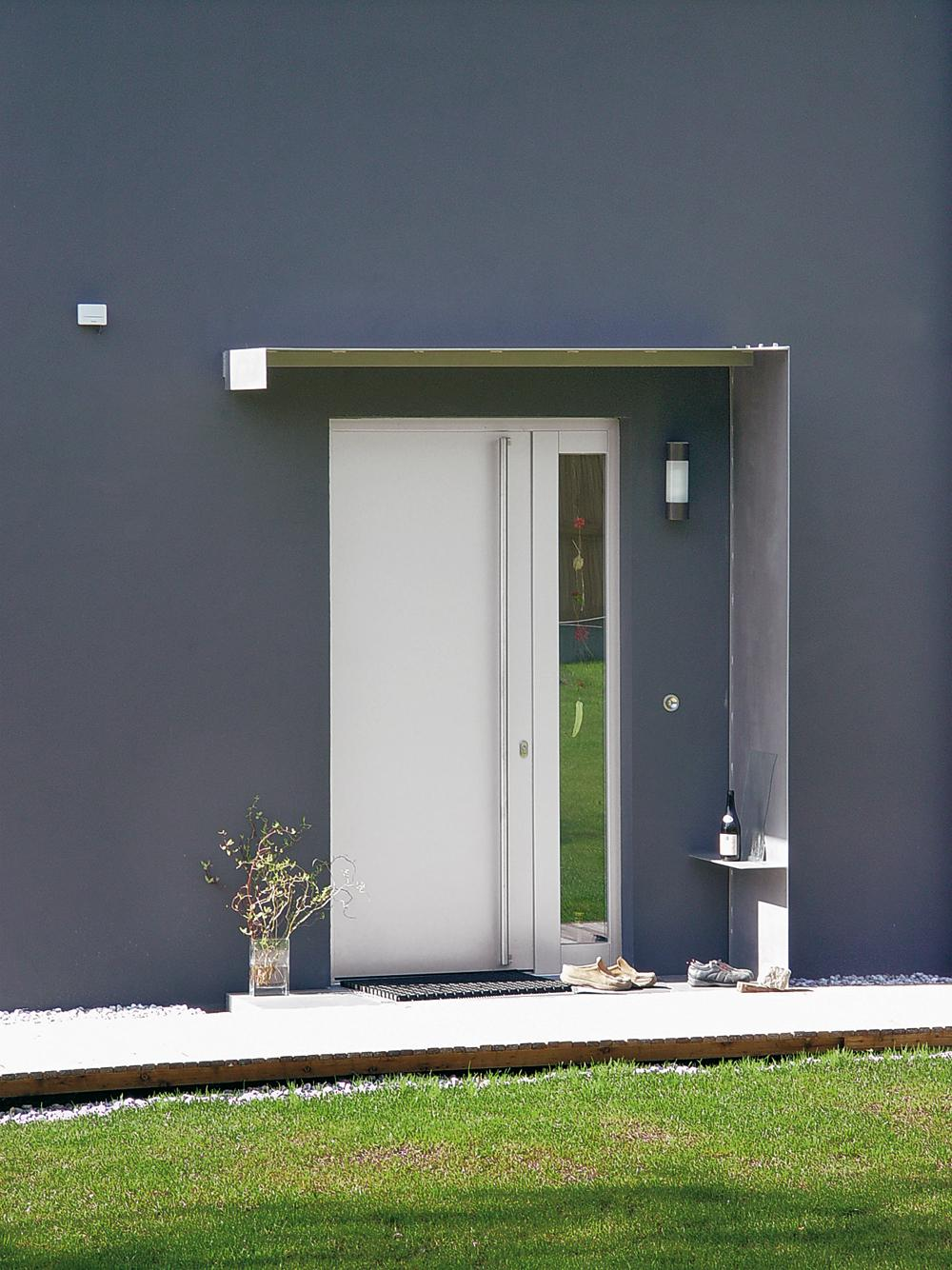 Fabi Architekten house in teublitz detail inspiration