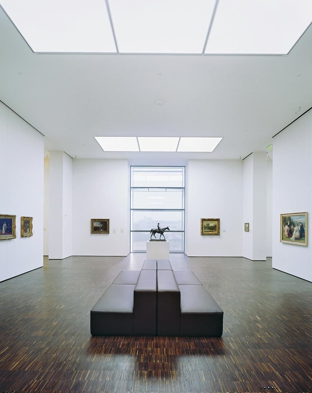 diskussion es werde licht licht und raum in neuen amerikanischen museen detail inspiration. Black Bedroom Furniture Sets. Home Design Ideas
