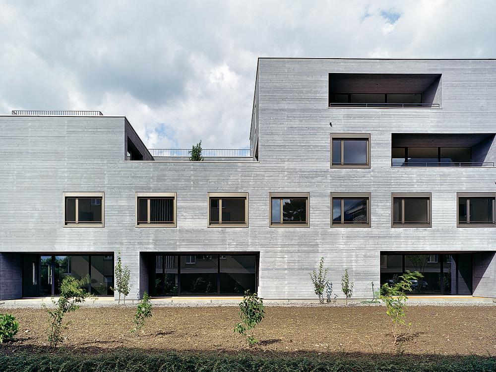 Beliebt Der Balkon ist tot - es lebe die Loggia? Neue Fassaden im MH83