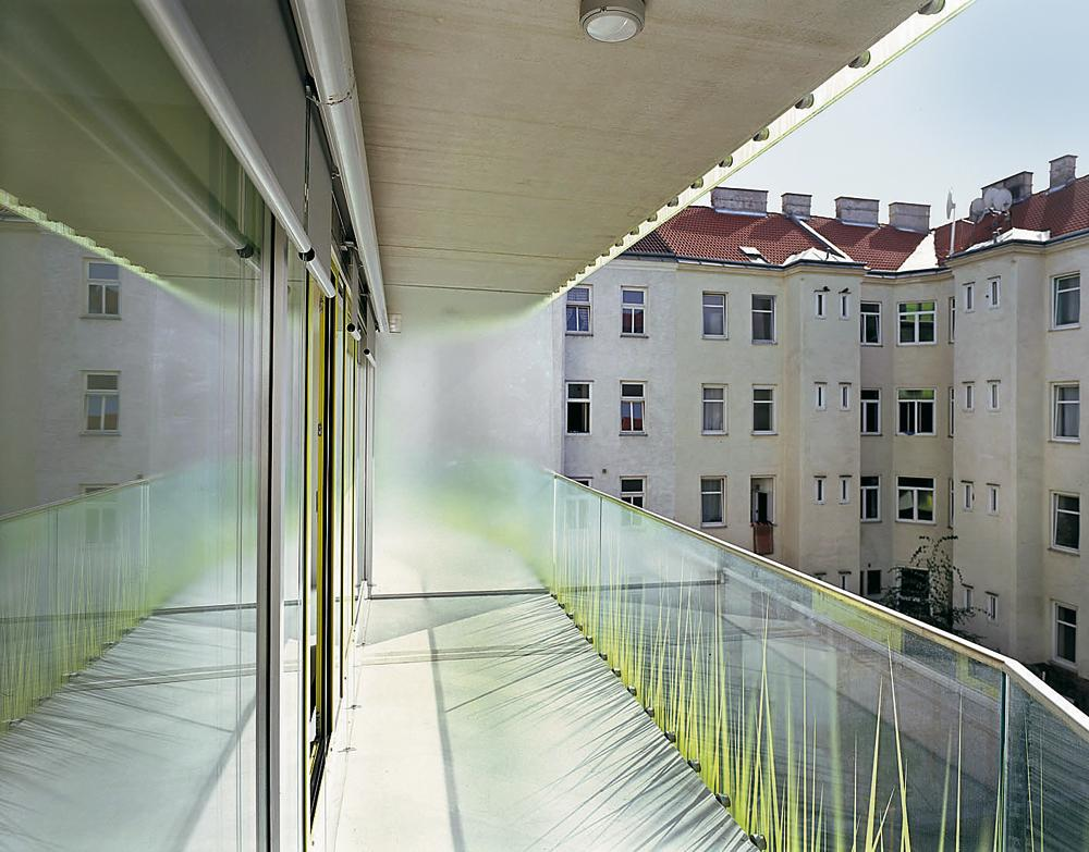 Wohnungsbau in wien detail inspiration for 03 architekten