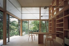 wochenendhaus am yamanaka see detail inspiration. Black Bedroom Furniture Sets. Home Design Ideas