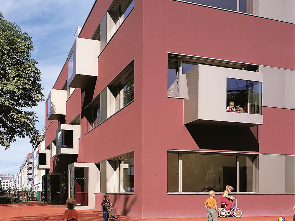 Kindertagesstatte In Berlin Detail Inspiration