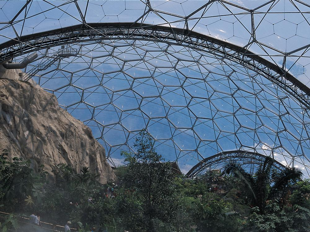 Technology: Transparent Architecture - Building with ETFE Membranes ...